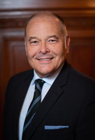 OSR Mag. Wolfgang Müller, MBA